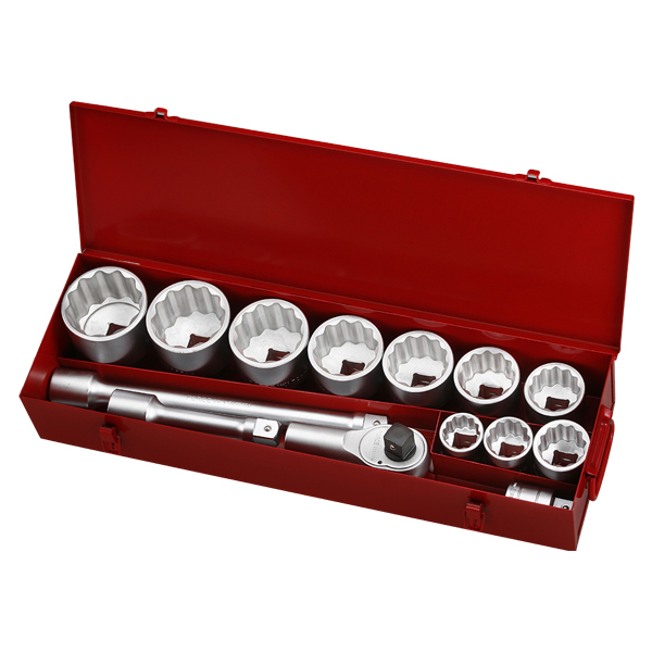 "Picture for category 1"" Square Drive Socket Sets"