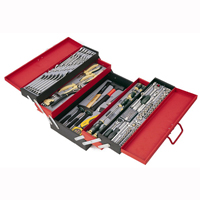 Picture of TOOL BOX WITH 124PC TOOLS (S&M)
