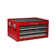 Picture of RED 3 DRAWER TOOL BOX