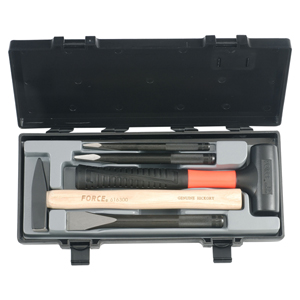 Picture of 5PC HAMMER CHISEL SET